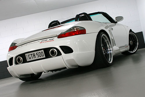 Pics Of 18 Or 19 Wheels On Boxster Rennlist Porsche